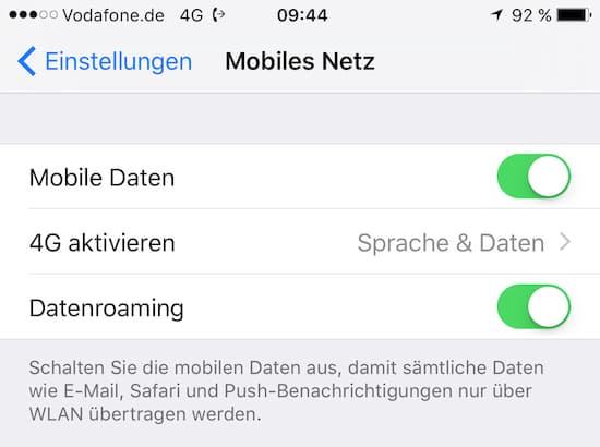 Volte Am Iphone Darum Funktioniert Es Oft Nicht Teltarifde News