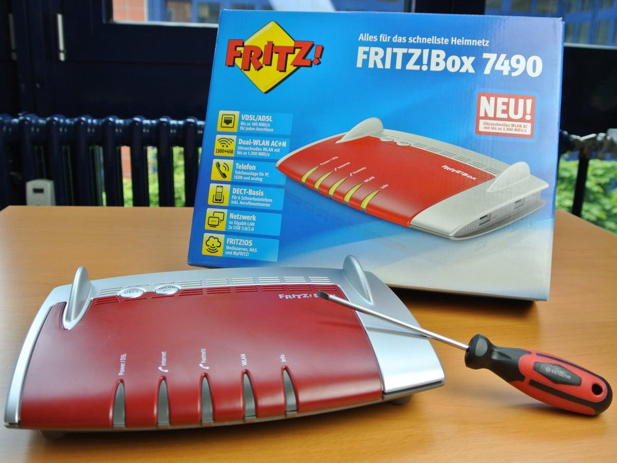 Das verrät die FRITZ!Box über die (V)DSL-Leitung - teltarif.de News