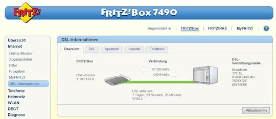 Fritz Box Keine Dsl Verbindung