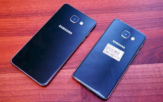 Samsung Galaxy A5 Sd Karte.Samsung Galaxy A5 A3 2016 S6 Zwillinge Mit Sd Karten Slot