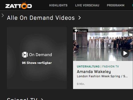 Video On Demand Kostenlos