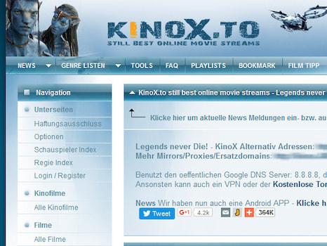 Kinox.To Login