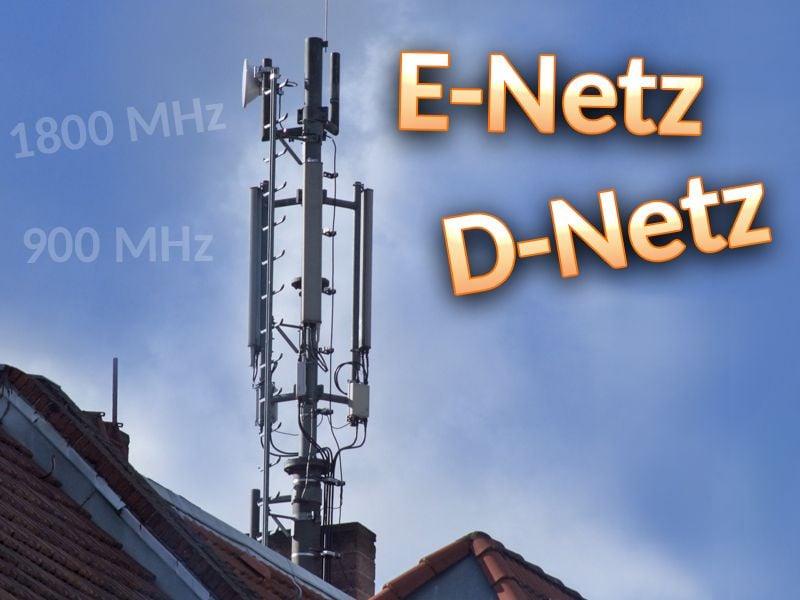 D-Netz & E-Netz: Nur noch Begriffe für den Volksmund