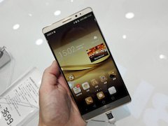 Huawei Mate 8 im Hands-On