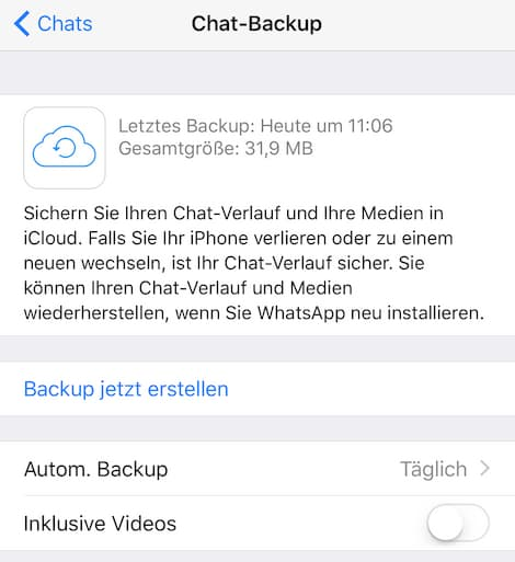 Whatsapp Dateien Auf Sd Karte Speichern.Whatsapp Daten Aufs Neue Handy übertragen So Geht S Teltarif De