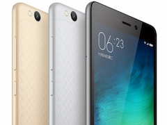 Xiaomi Redmi 3 mit 5-Zoll-Display