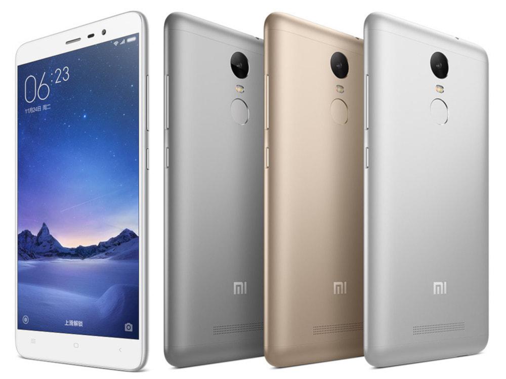 Xiaomi Redmi Note 3 Pro 55 Zoll Smartphone Mit Dual SIM