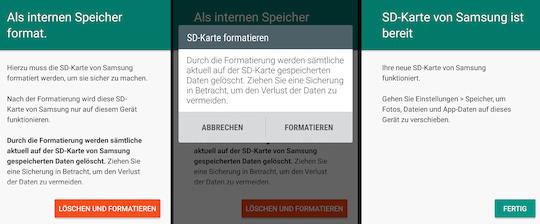 Android Sd Karte Schreibrechte.Android 6 0 Und Die Speicherkarten Endlich Ein Traumpaar