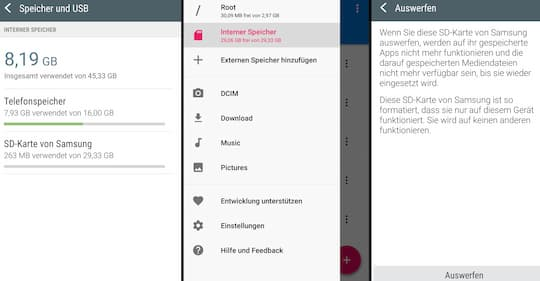 Sd Karte Als Standardspeicher Einstellen.Android 6 0 Und Die Speicherkarten Endlich Ein Traumpaar