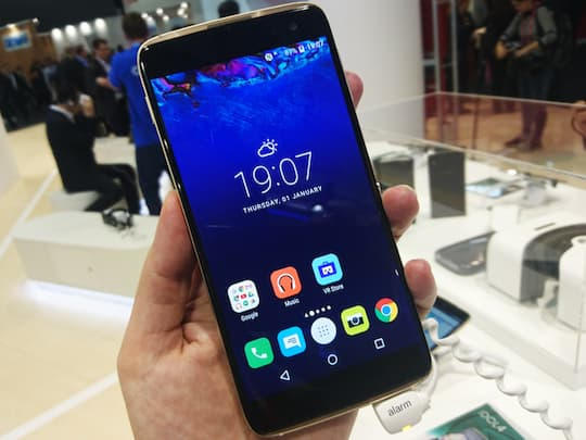 Alcatel Idol 4S mit Android 6