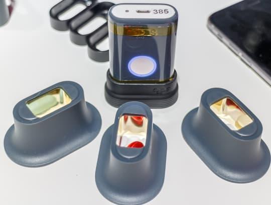 scio ausprobiert der star trek tricorder von der telekom news. Black Bedroom Furniture Sets. Home Design Ideas