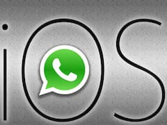 Update für WhatsApp am iPhone