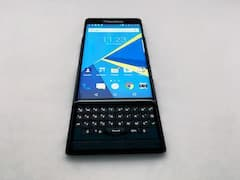 Updates für Blackberry Priv