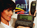 Nokia Communicator auf der CeBIT 1996