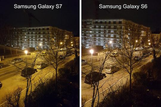 samsung galaxy s7 edge im kamera test vergleich mit galaxy s6 news. Black Bedroom Furniture Sets. Home Design Ideas