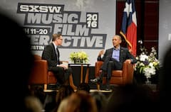 Zum South by Southwest-Festival kam auch US-Präsident Barack Obama.
