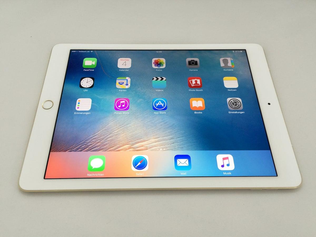 iPad Pro 9.7 im Test: Tablet wie für Multimedia gemacht ...