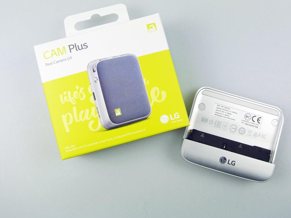 Test: LG Cam Plus