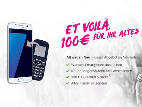 telekom das alte handy ist 100 euro wert news. Black Bedroom Furniture Sets. Home Design Ideas