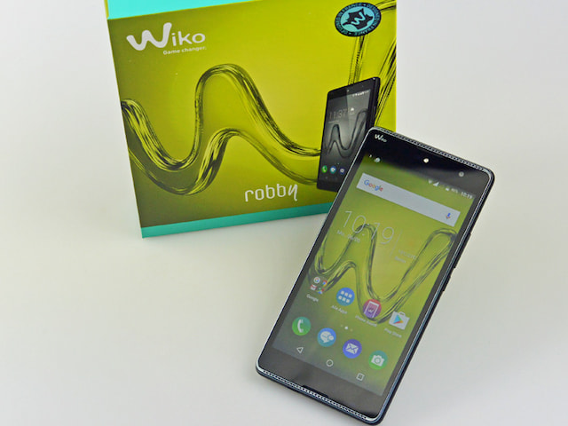 wiko robby im handy test dual sim smartphone ohne lte news. Black Bedroom Furniture Sets. Home Design Ideas
