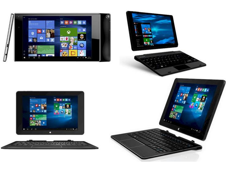2 in 1 ger te tablets mit windows 10 unter 250 euro. Black Bedroom Furniture Sets. Home Design Ideas