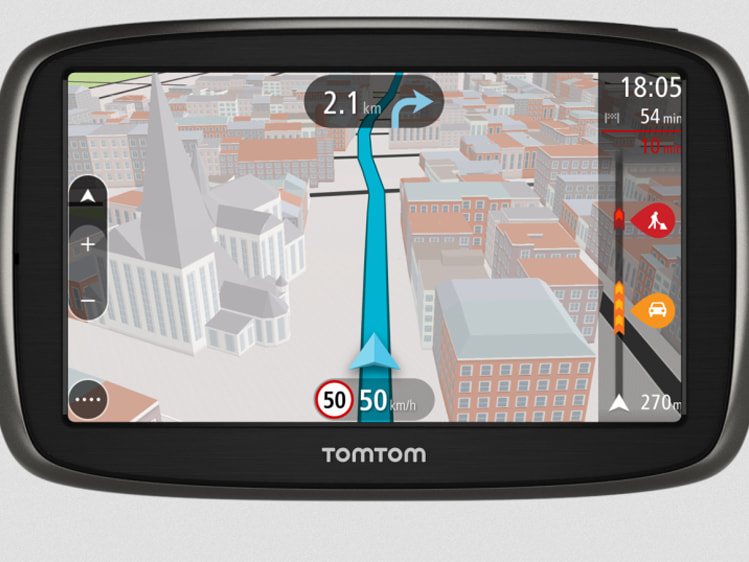 tomtom go 51 world navi mit karten f r 152 l nder bei. Black Bedroom Furniture Sets. Home Design Ideas