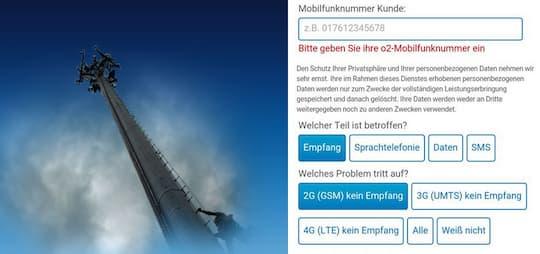 O2 Nutzer Können Störungen Selbst Melden Teltarifde News