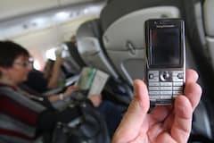 Flugmodus Oder Handy Im Flugzeug Ganz Aus Teltarif De News