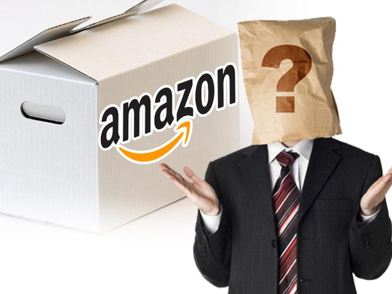 NACH AMAZON SPERRUNG NEUES KONTO