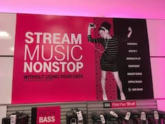 Music Freedom bei T-Mobile US