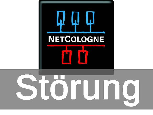 St U00f6rung Bei Netcologne  Beseitigt