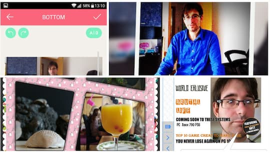 Foto-App-Download für Android-Smartphones