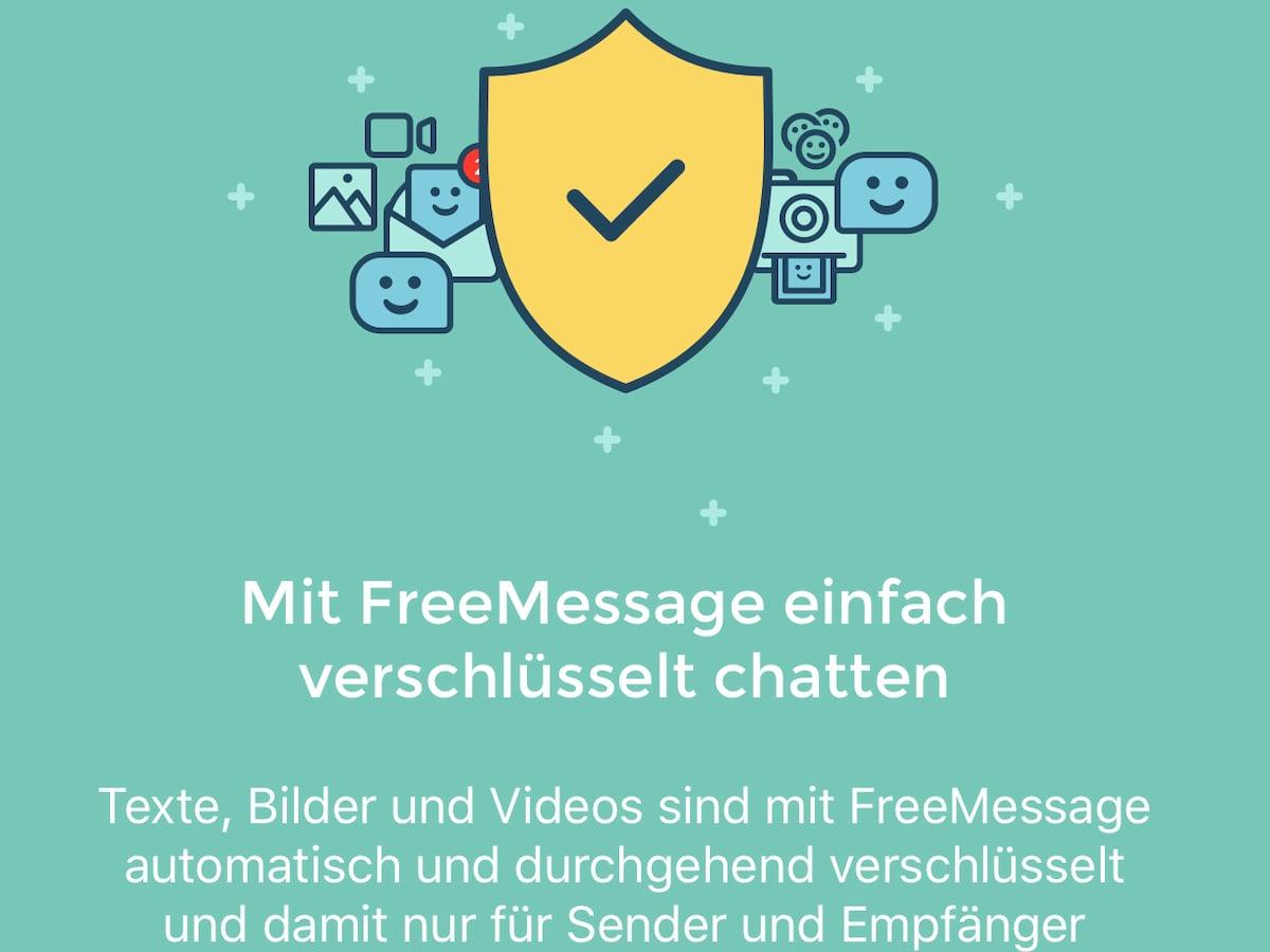 GMX und web.de: FreeMessage mit Gratis-SMS-Funktion im Test ...