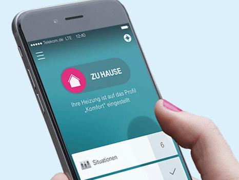 telekom home base 2 0 f rs smart home update news. Black Bedroom Furniture Sets. Home Design Ideas