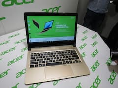 Das Acer Swift 7