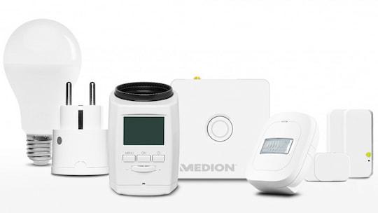 medion will mit smart home produkten durchstarten. Black Bedroom Furniture Sets. Home Design Ideas