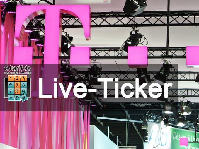 Telekom Live Ticker