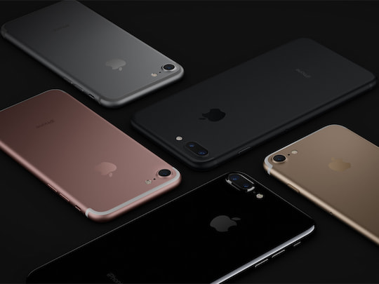 Apple iPhone 7 und 7 Plus in diversen Farben