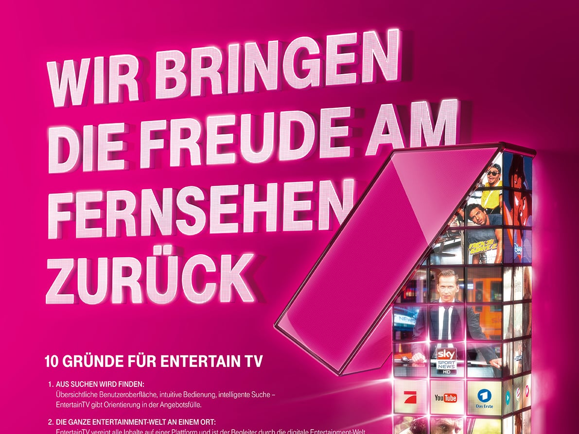 Entertain Tv Der Telekom Im Test Teltarifde News