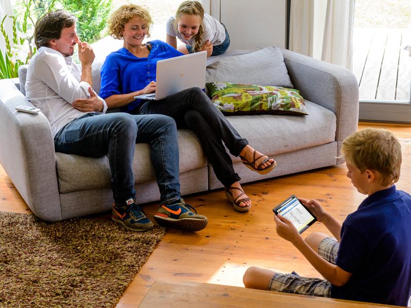 avm wird smart home standard han fun in fritz boxen. Black Bedroom Furniture Sets. Home Design Ideas