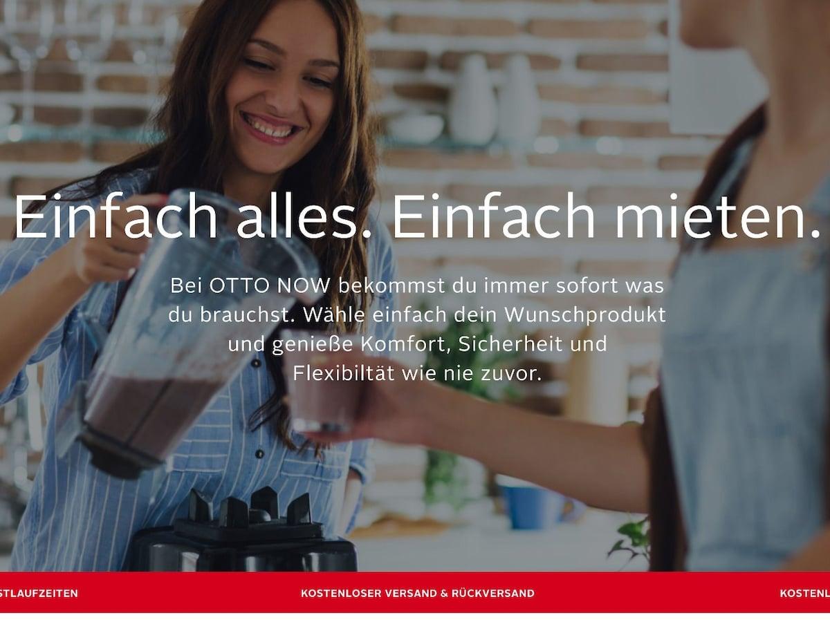 Mini Kühlschrank Leihen : Otto now: kühlschrank tv gerät & co. mieten statt kaufen teltarif