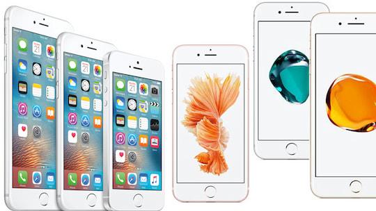 Vergleich iphone 7 oder 6s