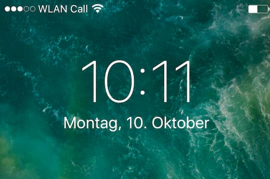 WLAN Call mit iPhone 7 Plus ausprobiert