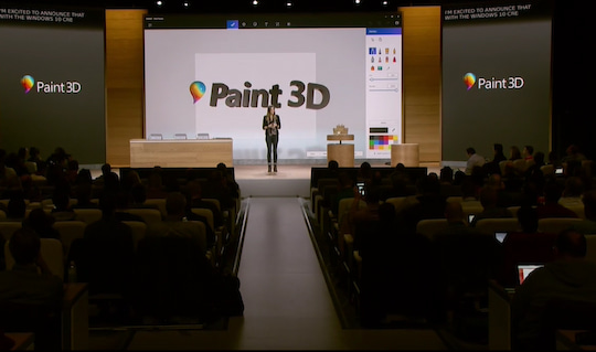 Paint 3D: Grafikanwendung kommt mit 3D-Feature