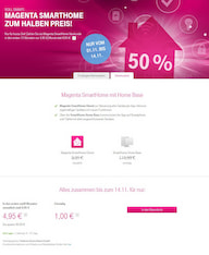 Telekom reduziert Smarthome-Preise aktionsweise um die ...