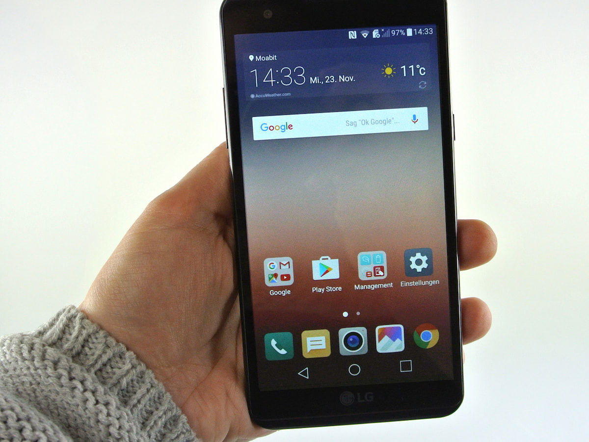 9fec6d60af714 LG X Power im Handy-Test  Das mit dem Riesen-Akku - teltarif.de News