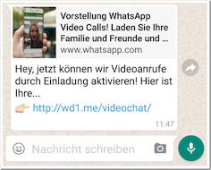 Einladung Zum Whatsapp Video Call Entpuppt Sich Als Virus