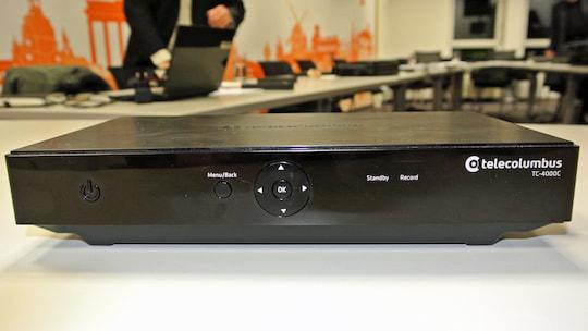 tele columbus advancetv box angeschaut neuer kabel. Black Bedroom Furniture Sets. Home Design Ideas