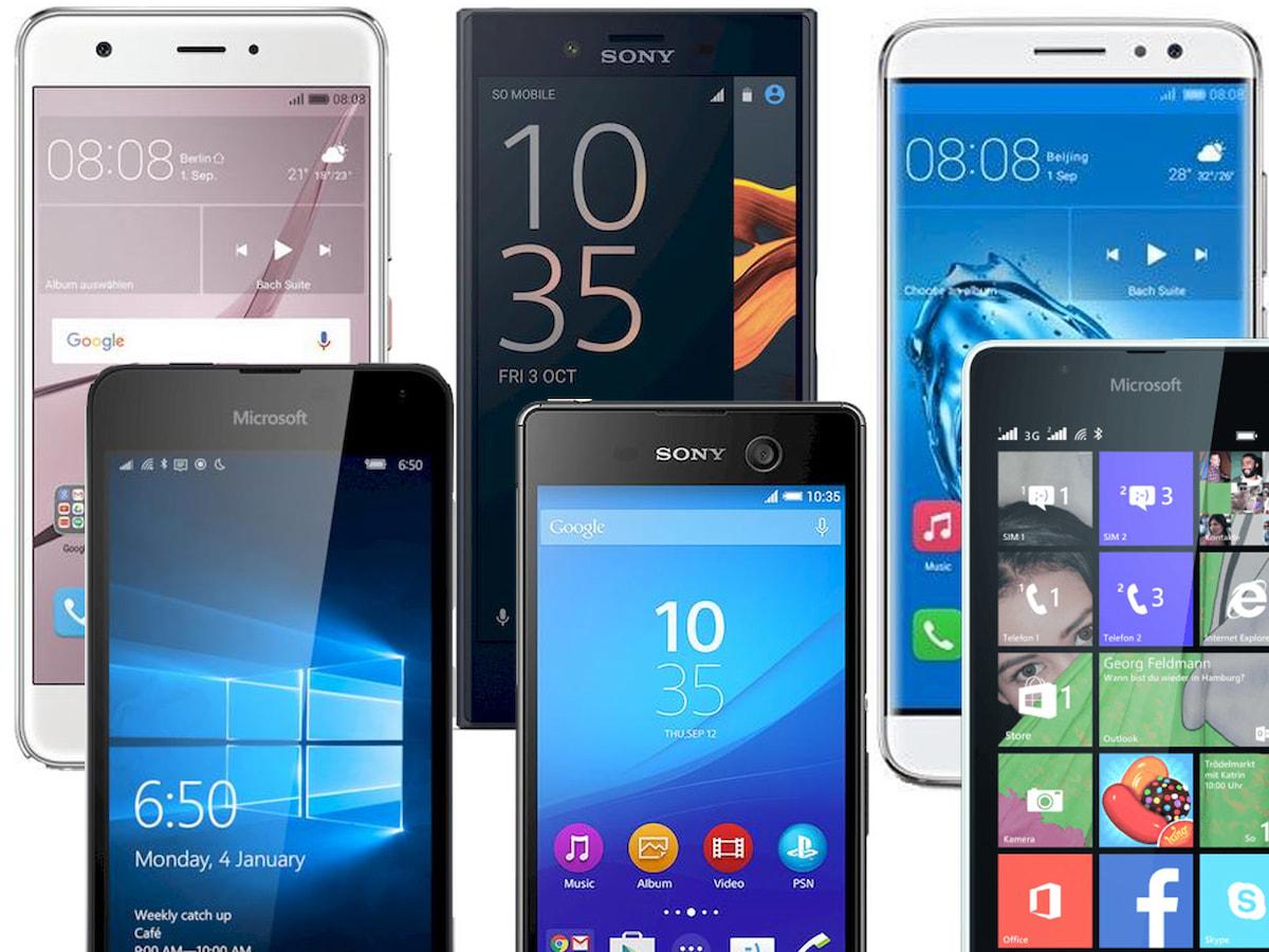 Media Markt 6 Smartphone Schnäppchen Im Check Teltarifde News