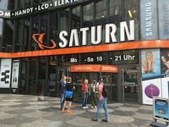 Saturn Rabatt Aktion